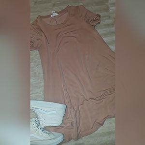 Forever 21 flare tshirt dress